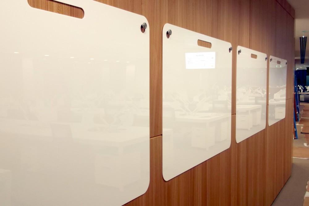 Acrylic Whiteboard 1