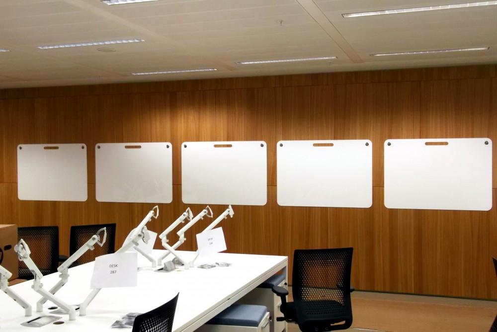 Acrylic Whiteboard 2