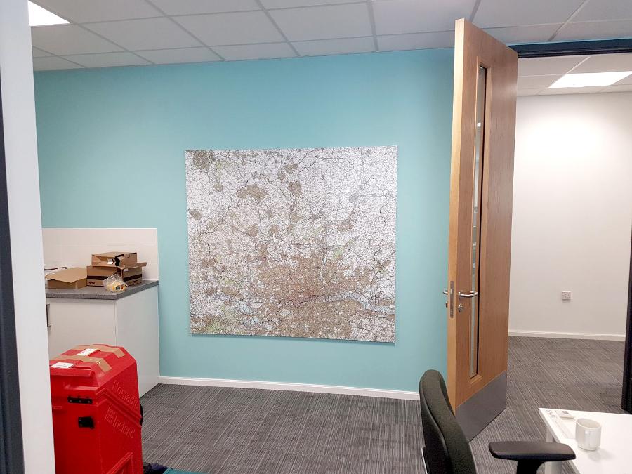 Custom Whiteboard Maps