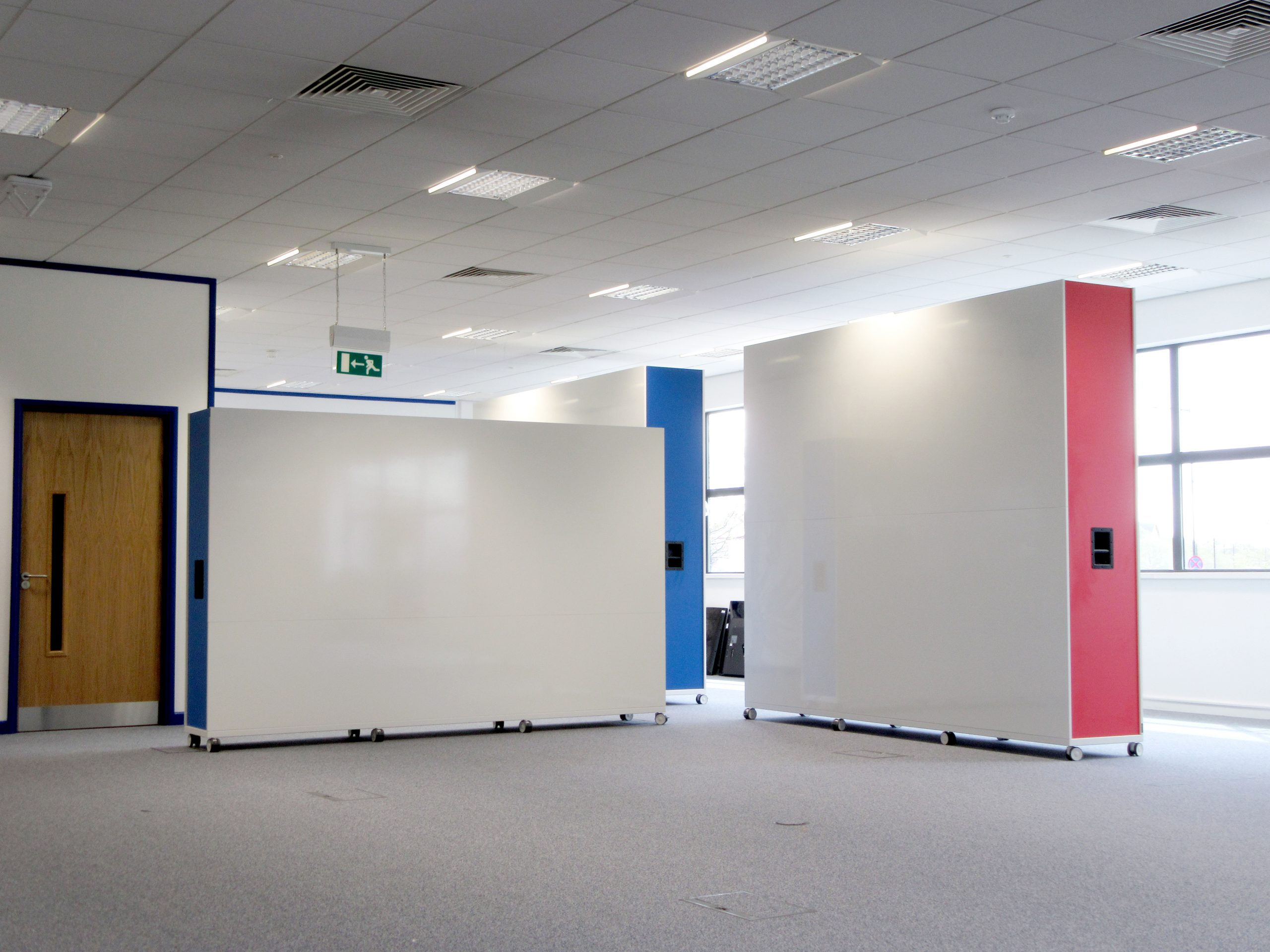 Extra large office divider